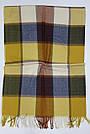 Кашемировый теплый шарф палантин  Cashmere 144012, фото 2