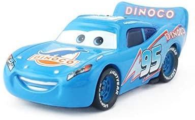 Блискавка Маккуїн Самотньо Mattel (Dіnoco Lightning McQueen)