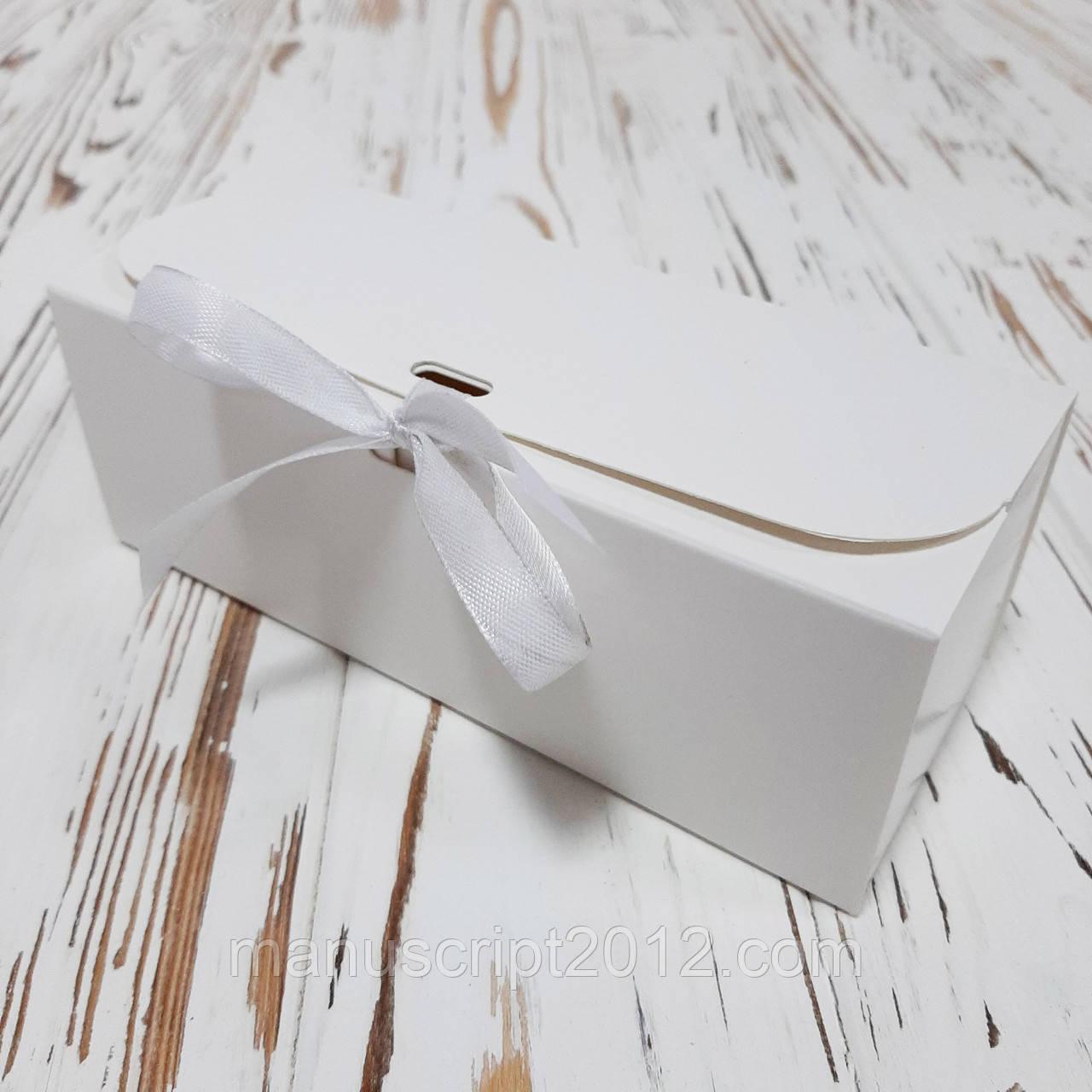 Коробка 170х70х60 мм біла