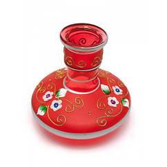Колба для кальяна Arjuna стекло Красная 44852, КОД: 1365070