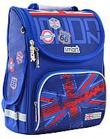 Рюкзак шкільний каркасний Smart PG-11 London Синій 555987, КОД: 1247903