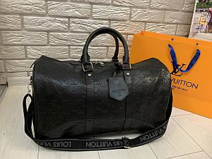 Дорожная Сумка в стиле Louis Vuitton LV  ручная кладь  50 см