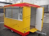 Купить киоск на колесах Киев Днепр