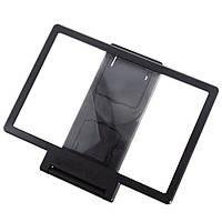 3D подставка-увеличитель Lesko F1 Black 3272-9545, КОД: 1174800