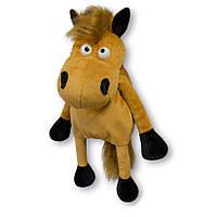 Рюкзак детский Золушка Конь Альфред 48см Коричневый 535, КОД: 1463383