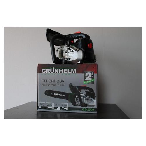 Бензопила одноручная Grunhelm GS-2500