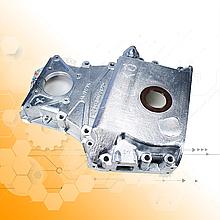 Кришка передня двигуна ЯМЗ (старого обр.) 236-1002264