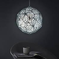 Светильник потолочный Etch Web Silver D30
