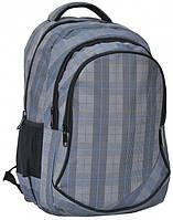 Молодежный рюкзак Paso 24 л Серый 15-3519, КОД: 972285