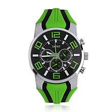 Часы Skmei 9128 Green 9128BOXGR, КОД: 285261