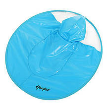 Дождевик для собак Hoopet HY-1555 M Blue 5295-18392, КОД: 2404360