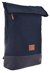 Рюкзак міський YES Roll-top G-07 Centaurus 25 л Синій 557700, КОД: 1252078