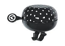 Дзвоник KLS Bell 80 black white peas hubaUax51717, КОД: 212612