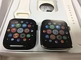 Смарт часы T500 Blue в стиле Apple Watch (Smart Watch) Умные часы Фитнес браслет Фитнес трекер, фото 6