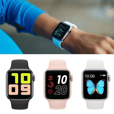 Смарт часы T500 в стиле Apple Watch (Smart Watch) Умные часы Фитнес браслет Фитнес трекер