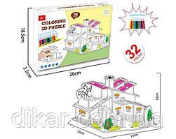 3D конструктор 8N399-8-11-12 (Дом 8N399-8)