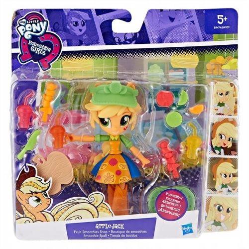 My Little Pony Equestria Girls Minis Applejack (Магазин фруктовых смузи Эпплджек Equestria Girls (B9474)