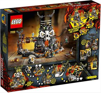 Lego Ninjago Подземелье Колдуна Скелета