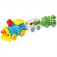 Детская железная дорога 324-JD/325-JD (Вагон-машинка)