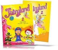 Fairyland 2, Pupil's book + Activity Book / Учебник + Тетрадь английского языка