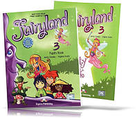 Fairyland 3, Pupil's book + Activity Book / Учебник + Тетрадь английского языка