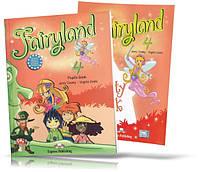 Fairyland 4, Pupil's book + Activity Book / Учебник + Тетрадь английского языка