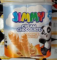 Соломка с шоколадным кремом вкусом сливочного печенья в упаковке TM Tayas 55 грм