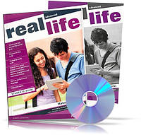 Real Life Advanced, Student's book + Workbook / Учебник + Тетрадь английского языка