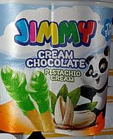 Соломка с шоколадным кремом вкусом фисташки в упаковке TM Tayas 55 грм