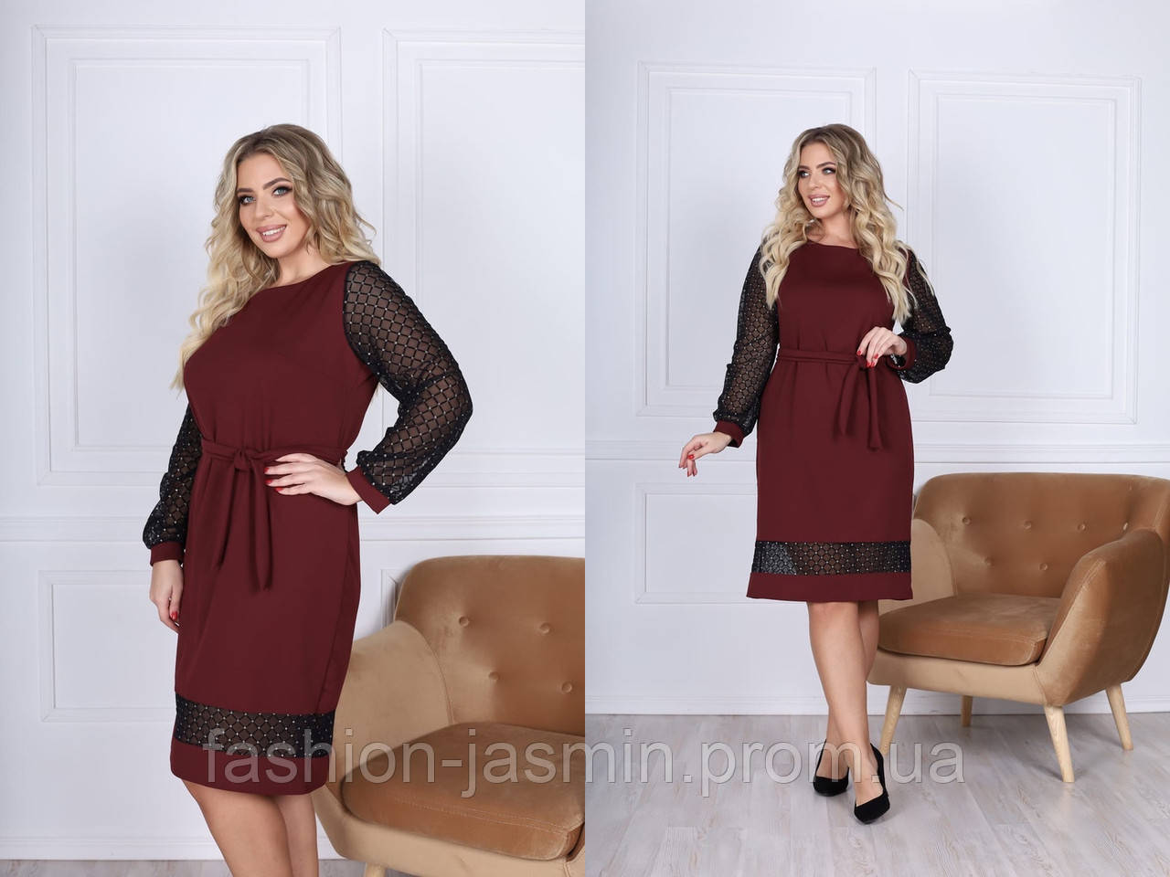Женское платье Белуника №564 р48-58
