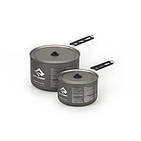 Набір посуду Sea To Summit Alpha Pot Set 2.0 4 шт Grey STS APOTASETM, КОД: 1851362