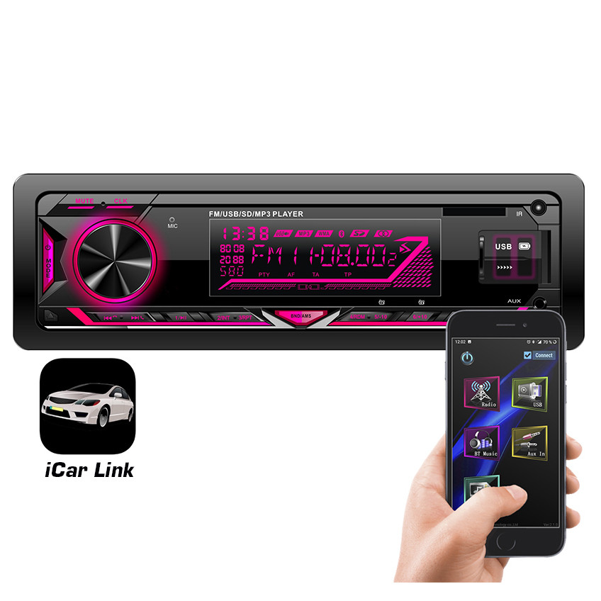 Автомагнитола MP3 проигрыватель CYCLONE MP-1067
