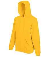 Худи Fruit of the Loom Classic hooded sweat M Желтый 062208034M, КОД: 1554533
