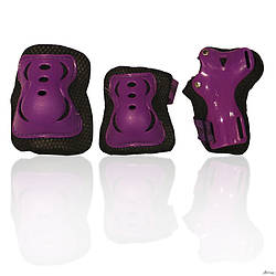 Защита Eco Line G-FORCE girl L фиолетовый