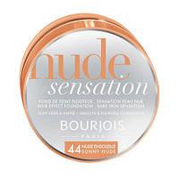 Bourjois Nude Sensation - Bourjois Основа тональная для лица Буржуа Нюд Сенсейшн (лучшая цена на оригинал в Украине) Объем: 18мл, Цвет: Bourjois Nude