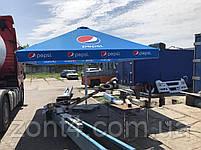 Торговый зонт б/у 4х4 метра, фото 3