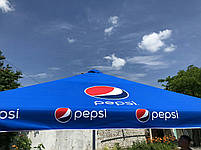 Торговый зонт б/у 4х4 метра, фото 4
