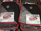 Авточехлы Favorite на Volkswagen Touran highline 2006-2010 minivan,Фольксваген Туран highline, фото 7