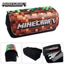 Пенал органайзер Minecraft  Майнкрафт 50.034