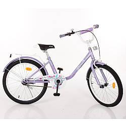 Велосипед детский PROF1 Y2083 Flower (20 дюймов)