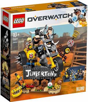 Lego Overwatch Крысавчик и Турбосвин