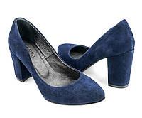 Женские туфли Lioneli 37 Темно-синий LQ 1808-18 37, КОД: 1787103