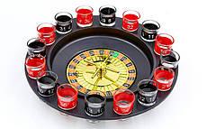 Рулетка подарочная (алко рулетка) Drinking Roulette Set