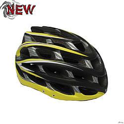 Шлем Explore CABRIO M желтый