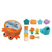Детский набор  для песочницы HE0273  грабли