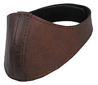 Автопятка кожаная для женской обуви Cavaldi Темно-коричневый 608835-17, КОД: 2381175