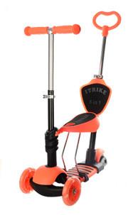 Самокат iTrike JR3-026-B-1 помаранчевий