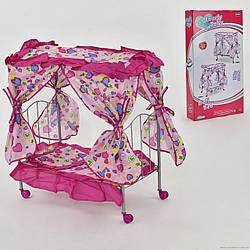 Ліжечко для ляльок Fei Li 987