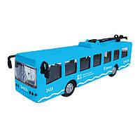 Модель Технопарк Троллейбус Днепр синий SB-16-65WBDNEPR, КОД: 2431917