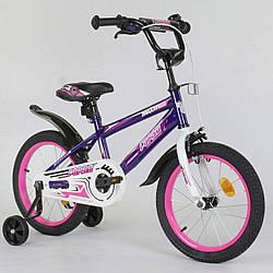 Велосипед CORSO EX-16N4282 (16 дюймів)